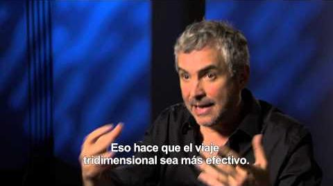 Gravity - Entrevista Alfonso Cuarón