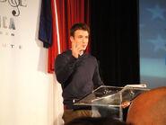 Chris Evans Comic Con 1
