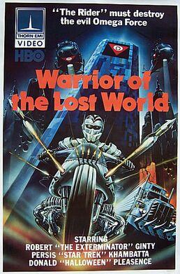 Warrior Lost World video rel.jpg