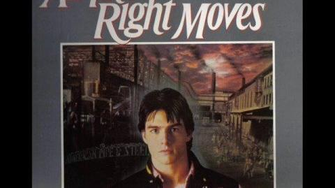 ALL THE RIGHT MOVES jennifer warnes chris thompson
