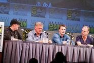 Captain America- The First Avenger Comic-Con Panel 2