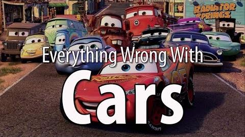 Everything Wrong With Cars In 16 Minutes Or Less