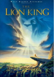 The Lion King Wikipedia Poster