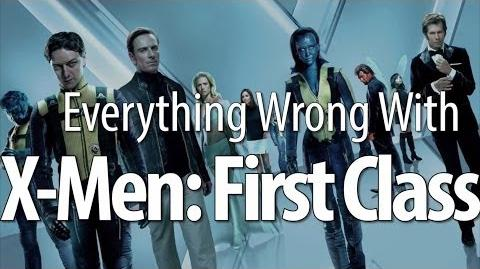 Everything Wrong With X-Men First Class In 8 Minutes Or Less