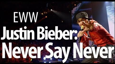 Everything Wrong With Justin Bieber Never Say Never