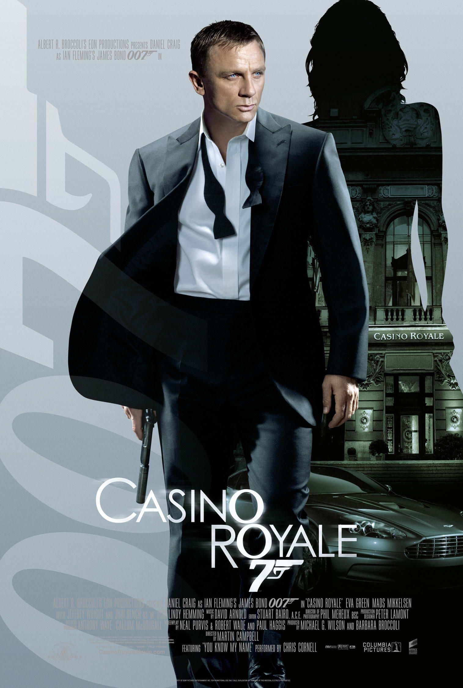 James bond casino roial casino milacs