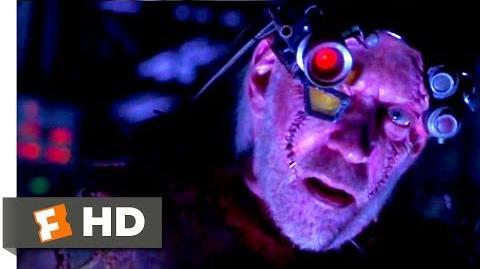 Virus (1998) - A Cyborg Captain Scene (8 10) Movieclips