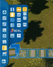 Build road menu