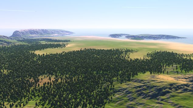The Coastal Plain