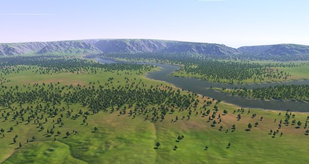 The Green Hills