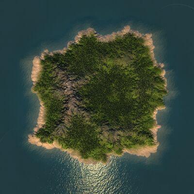 Overhead - The Rocky Island