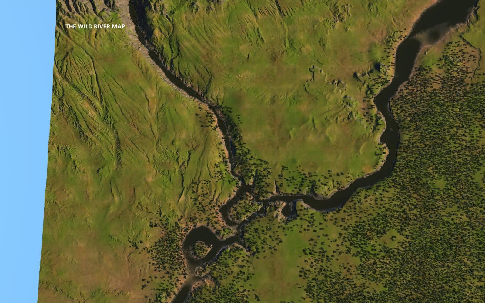 Image Overhead The Wild Riverjpg Cities XL Wiki FANDOM - New york map cities xl