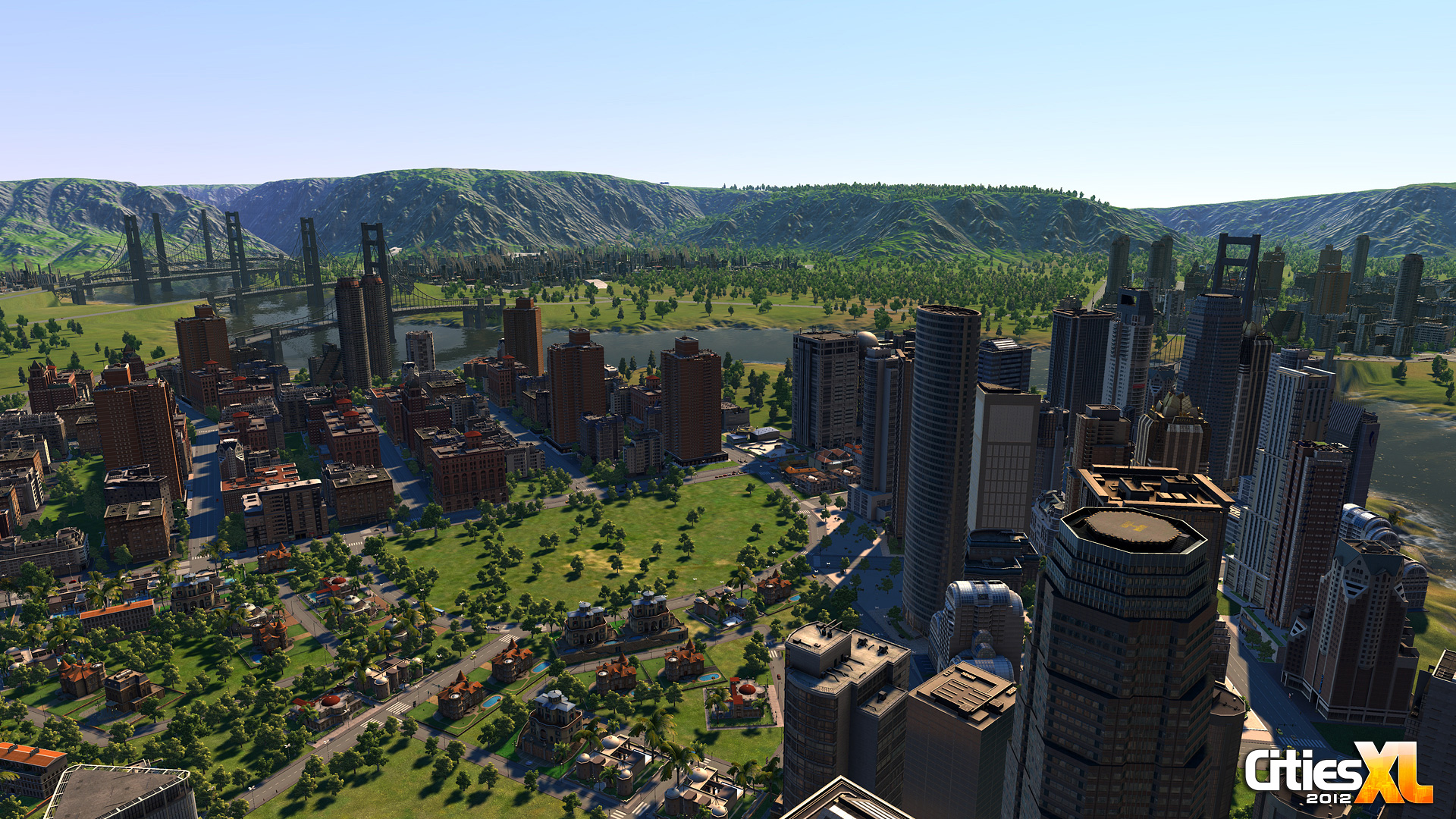 Cities XL  Cities XL Wiki FANDOM Powered By Wikia - New york map cities xl