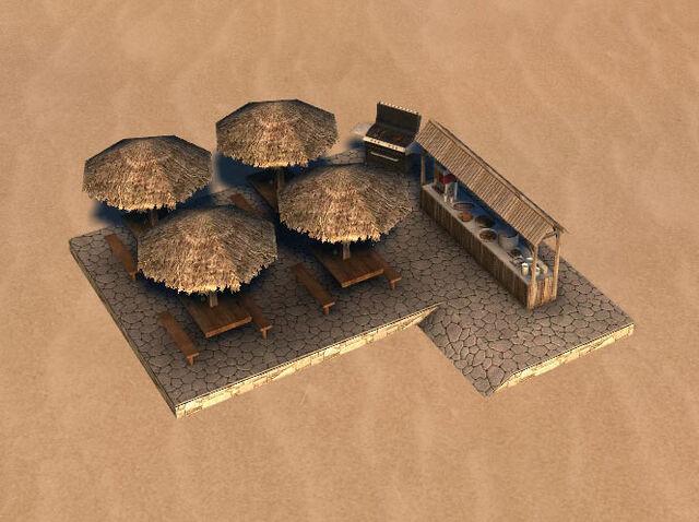 File:BeachBarbecue.jpg