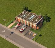 SmallFireStation