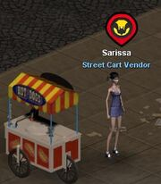 Merchant sarissa