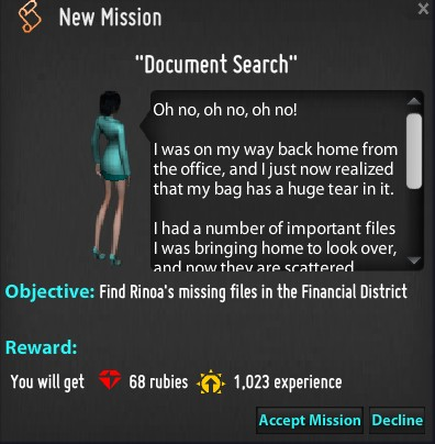 Document Search Mission