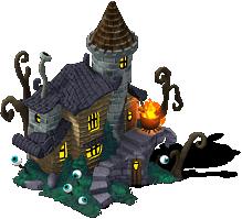 Witch Rickety House-SE