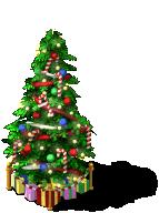 Holiday Tree 2 Level 6-SW