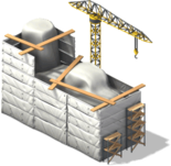 Cargo Terminal Scaffolding-SW