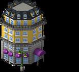 Parisian Apartment-SW