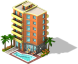 Beachside Suites-SW