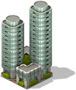 Infinite Towers I-SW