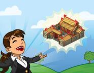 Announce CNY2012 lehouse