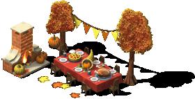 Harvest Festival Table-SE