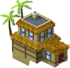 Key volcano house4 SW