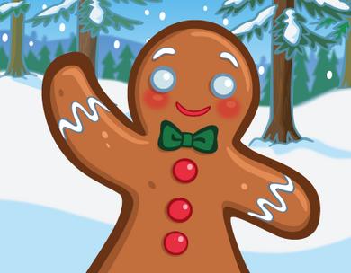 Gingerbreadman announce 451
