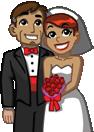 Wedding couple 94