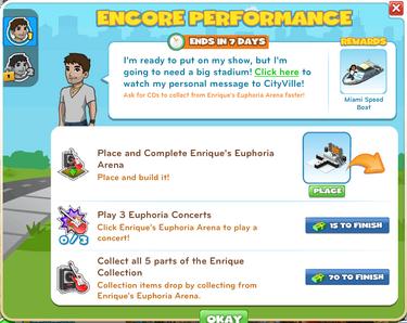 Enrique Concert!-goal