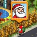 Santa Walks City