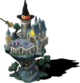 Witchwart Academy-SE