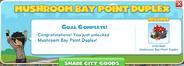 Mushroom Bay Point Duplex-complete