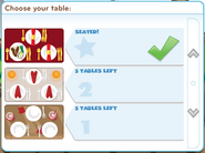Table Reward