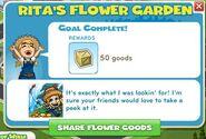 Rita's Flower Garden Complete