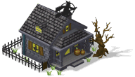 Creepy Country Cottage-SE