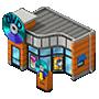 DVD Rental Store-icon