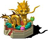 Dragon Statue 2-SW