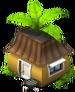 Key volcano house1 SW