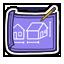 Purple Blueprint-icon