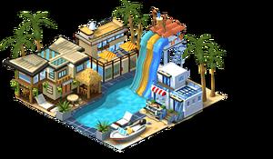 Beach Resort-SW