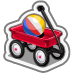 Red Wagon-icon