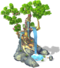 Deco growing tree stage4 SW