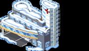 Hospital snow