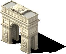 Parisian Arch-SW