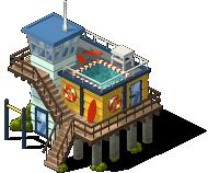 Lifeguard Station-SW