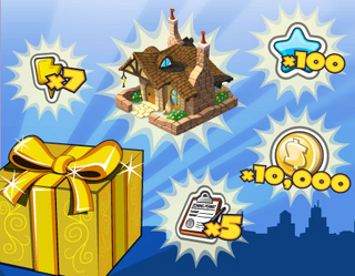 Announce GoldMysteryGifts 3